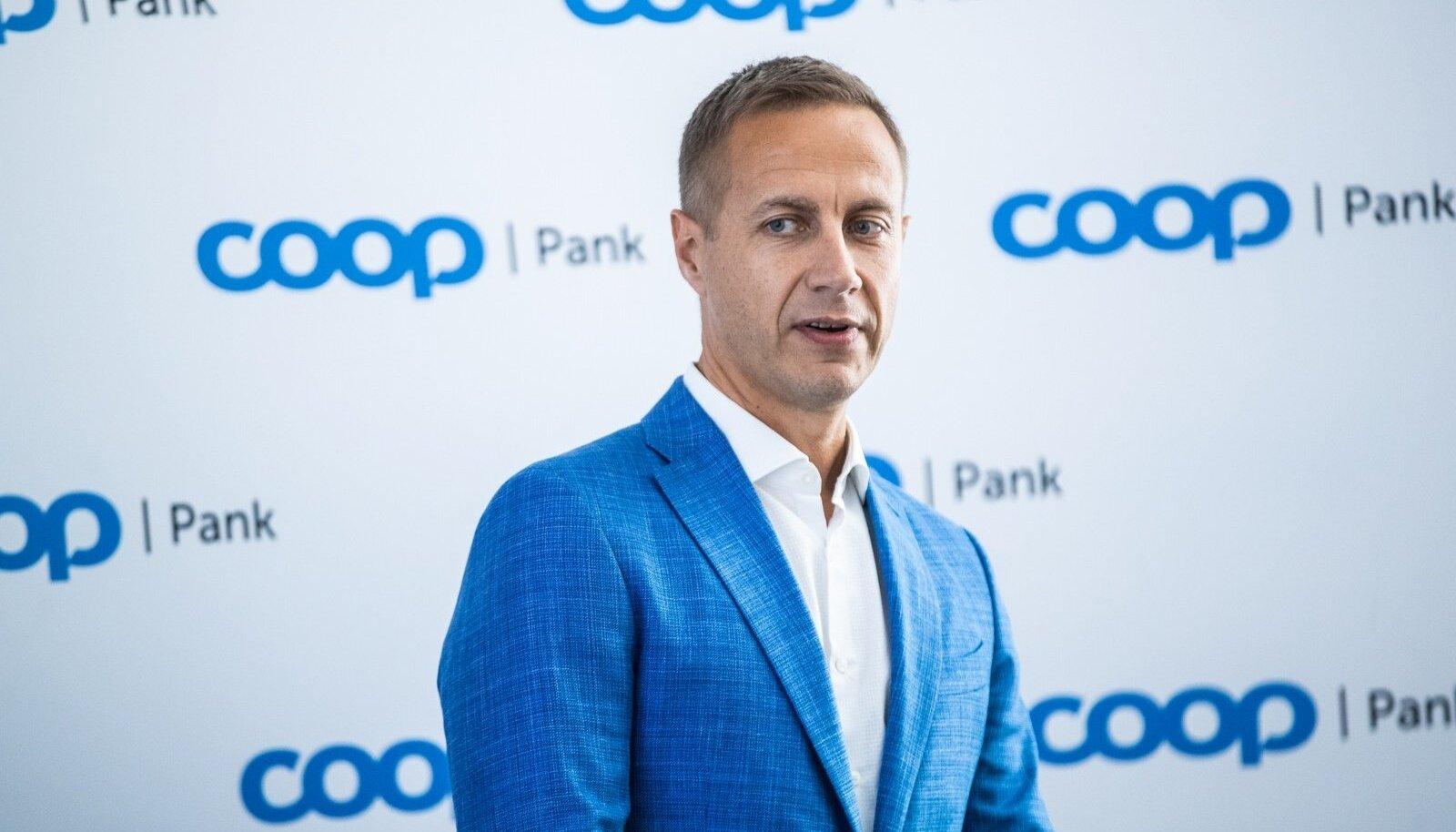 Coop Panga juhatuse esimees Margus Rink