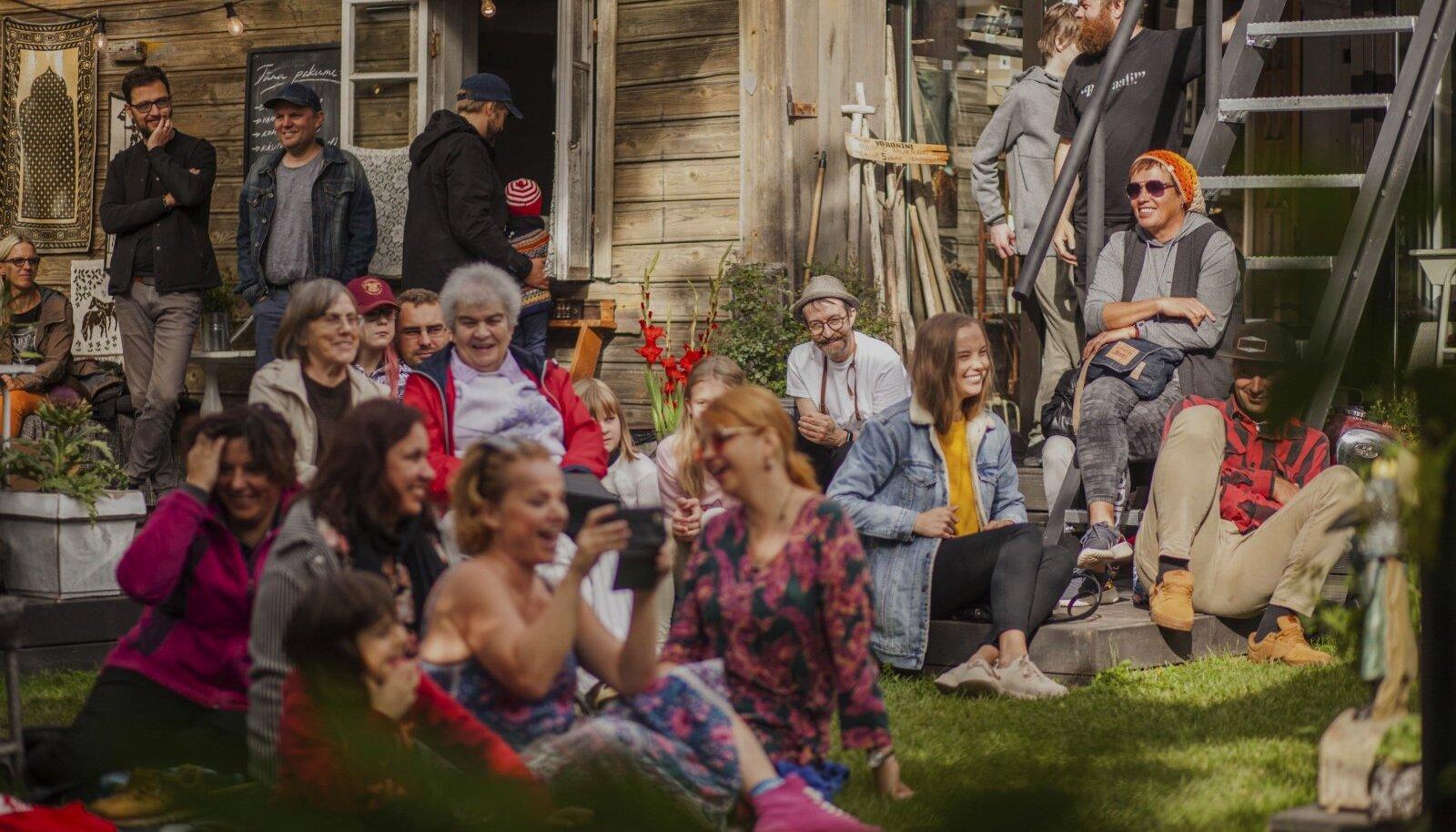 Voronja galeriis toimub Tartuffi päev.