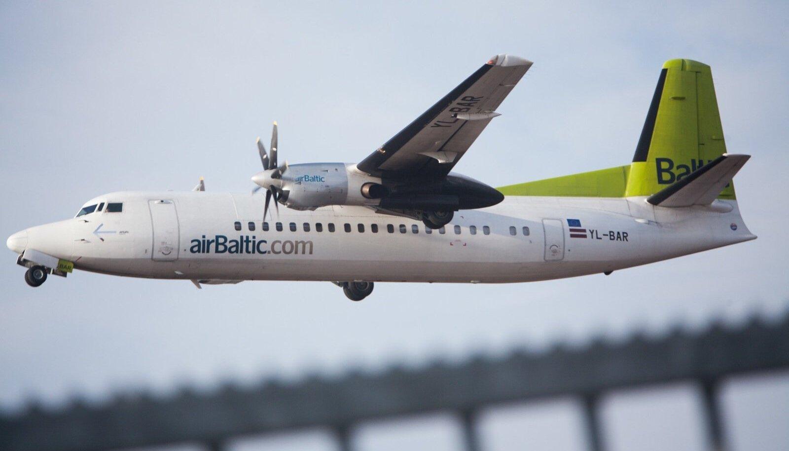 Airbalticule tuli Euroopa Komisjonilt positiivne otsus.
