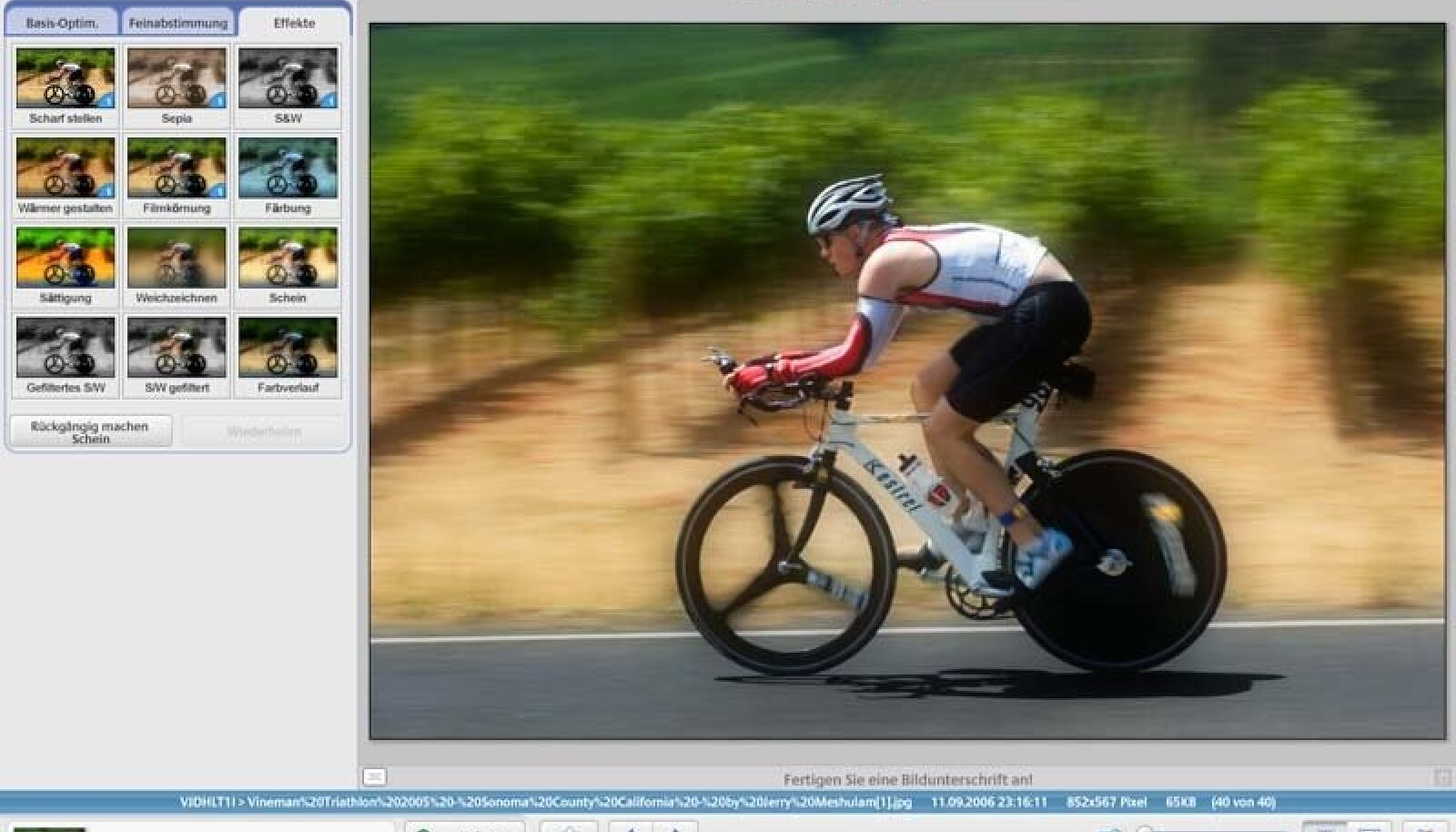 Fotod: ekraanitõmmised rakendusest