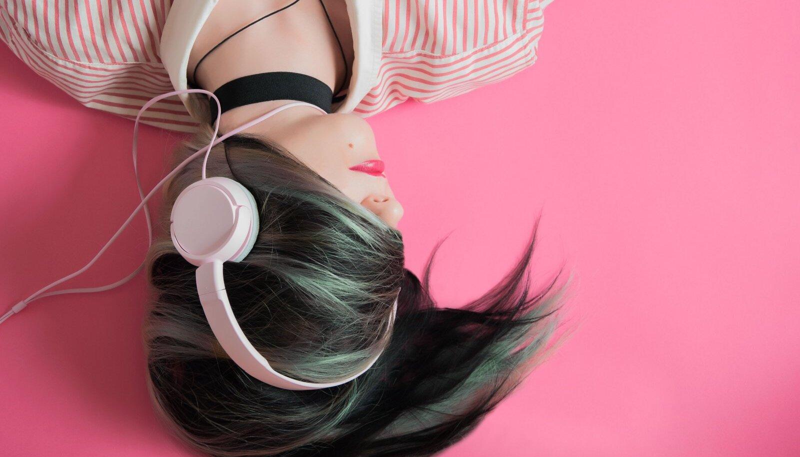 Kuias sina muusikat kuulad?