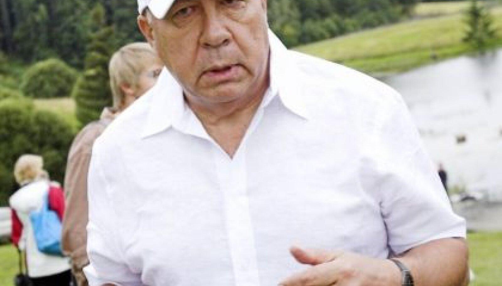 Dirigent Neeme Järvi