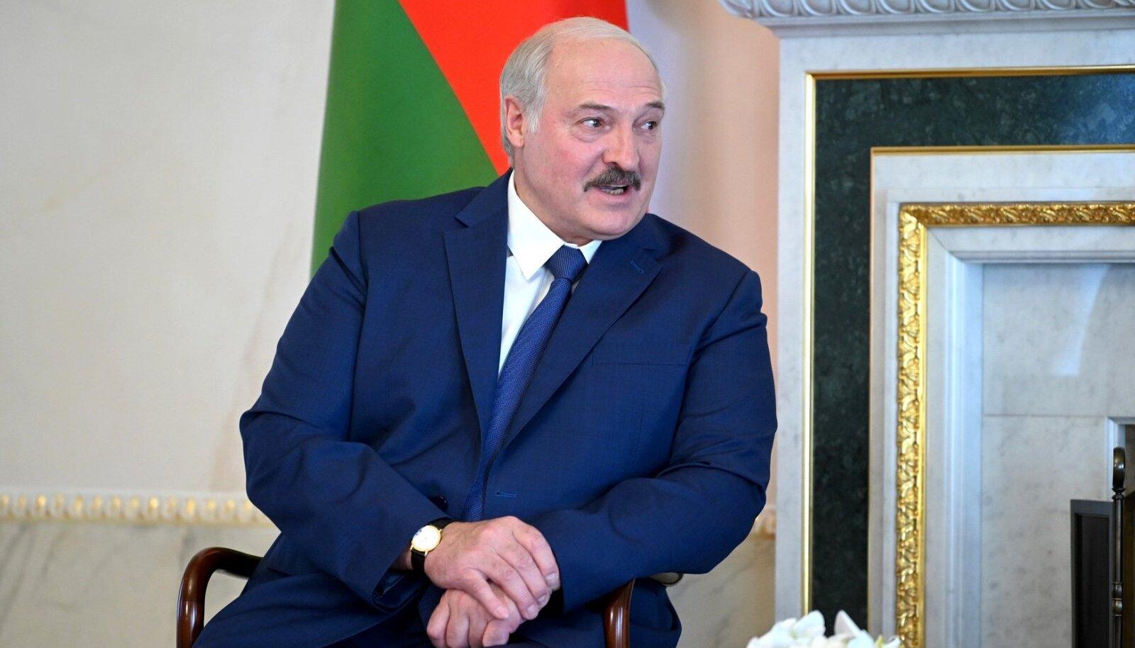Aljaksandr Lukašenka (Foto: Wikimedia Commons / www.kremlin.ru)