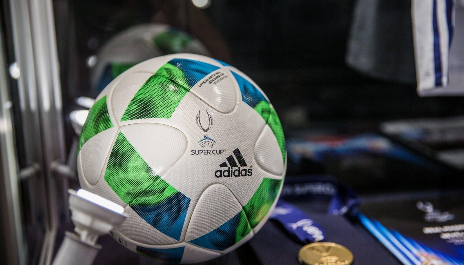 Jalgpall. Pilt on illustratiivme