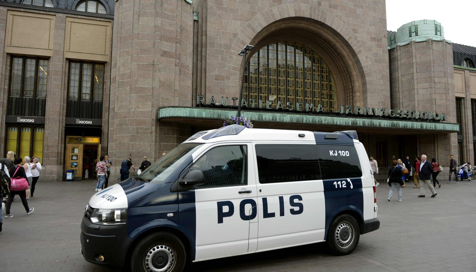 Soome politsei. (Foto on illustratiivne)
