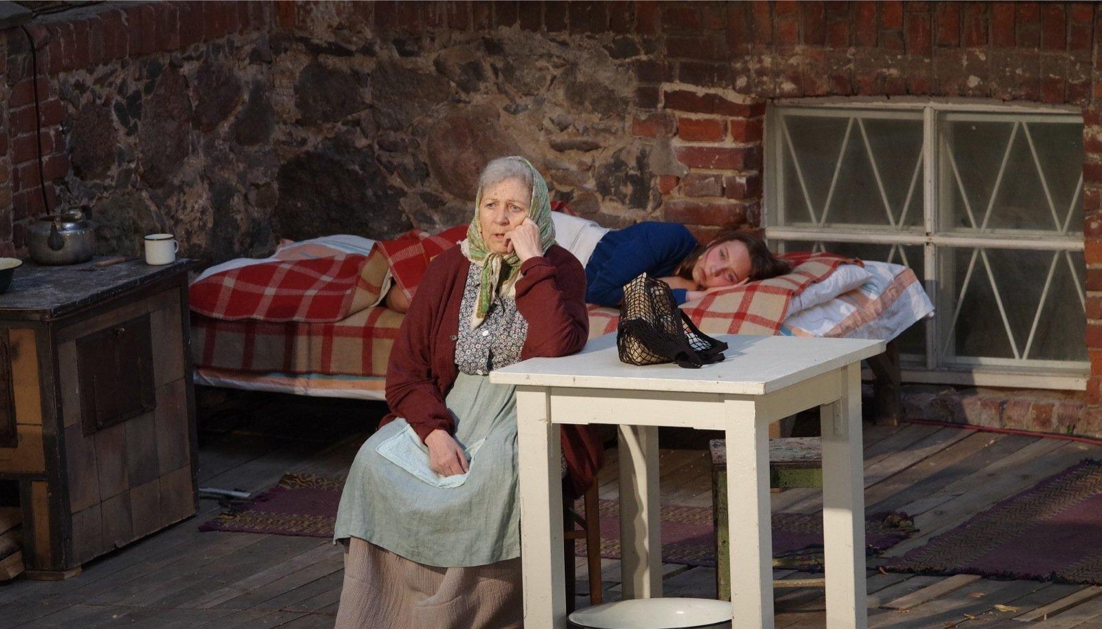 Vanaema ja Kadri