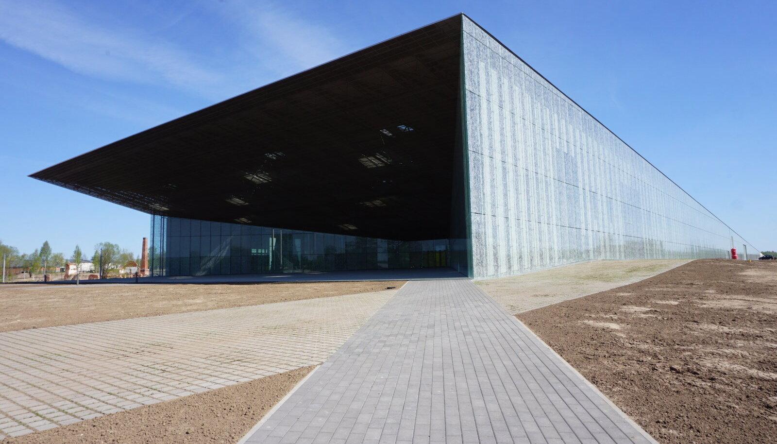 OÜ Evari Ehitus on kaasatud ka ERMi ehitamisse
