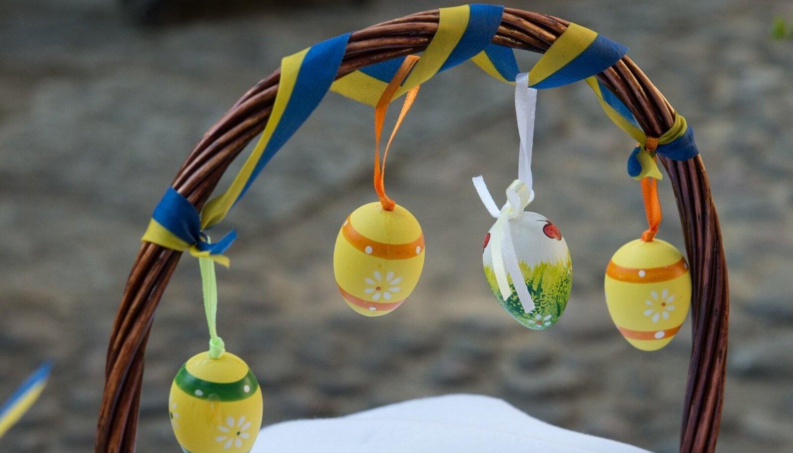 Lihavõttepüha Ukraina kirikus