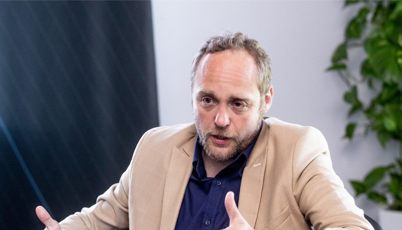 Ida-Soome ülikooli adjunktprofessor Andrei Belõi