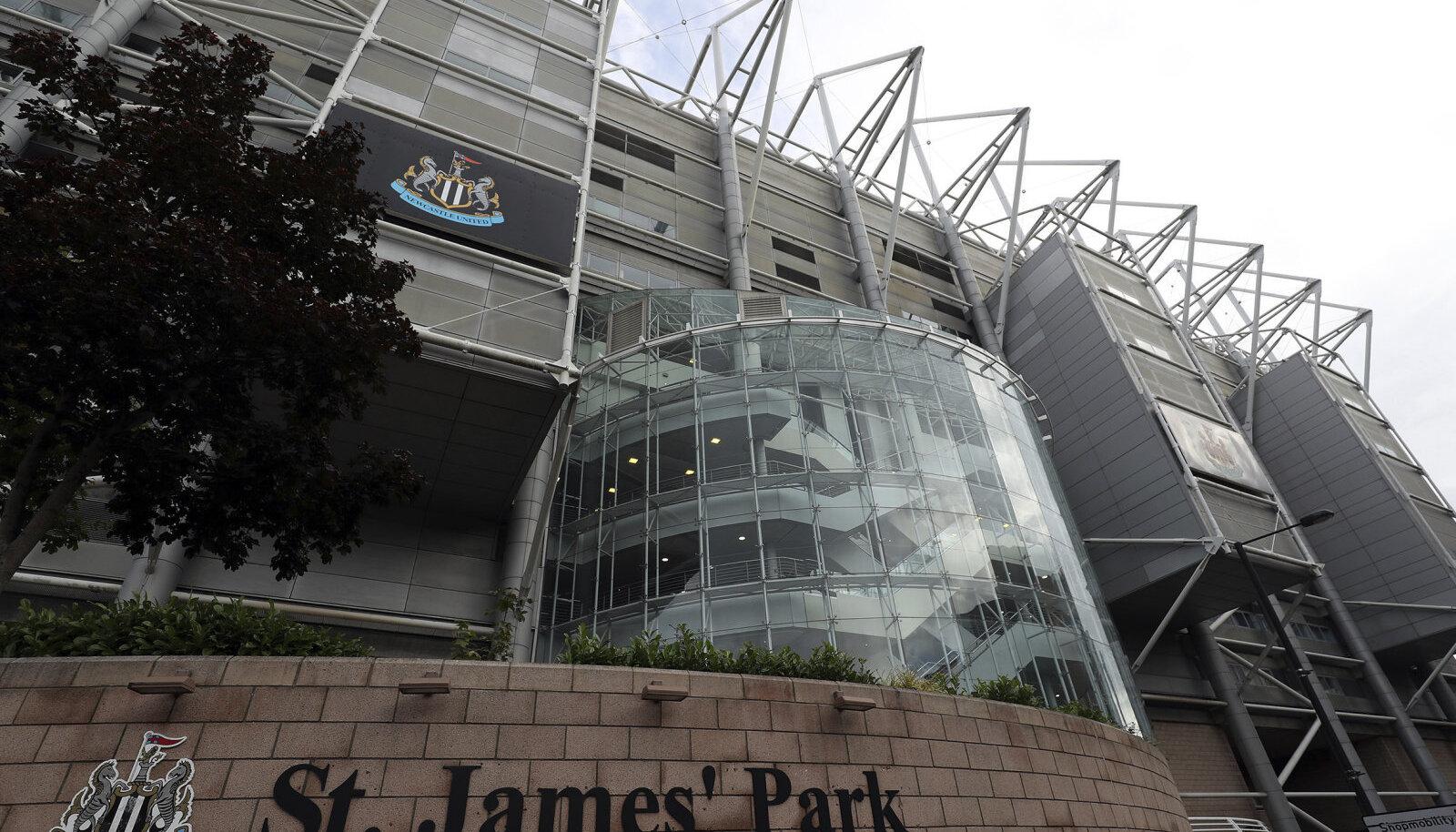 Newcastle Unitedi koduareen