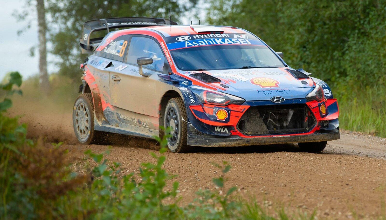 Eesti sai WRC-etapi korraldamisega hakkama, loodetavasti avaneb võimalus ka Lätil.
