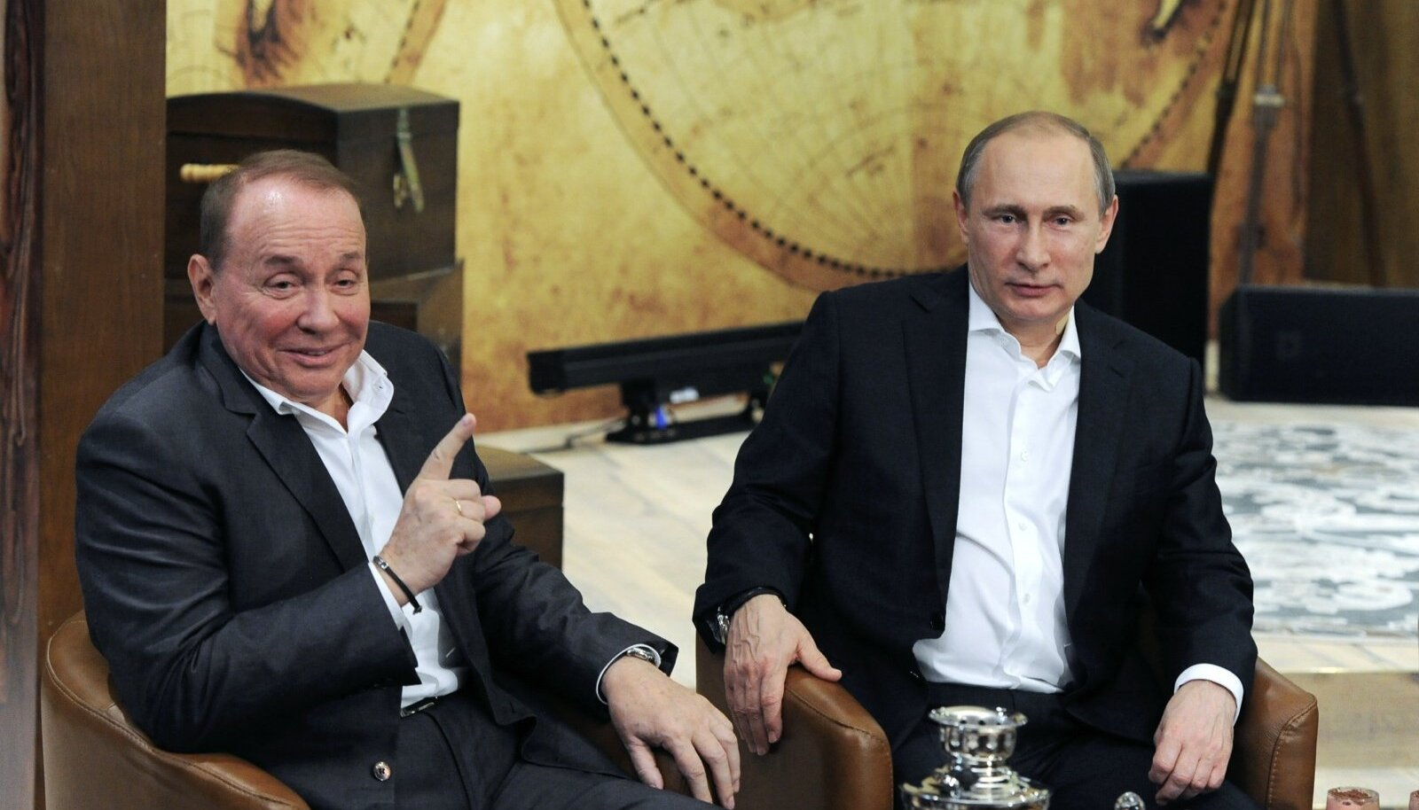 Aleksander Masljakov, Vladimir Putin