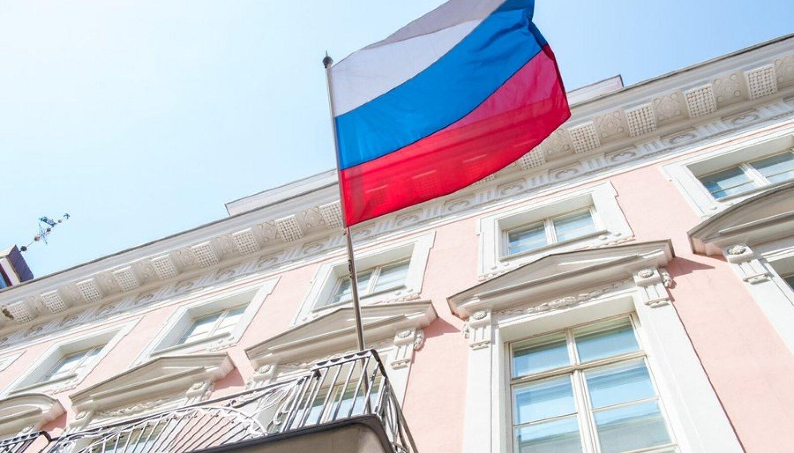Venemaa suursaatkond