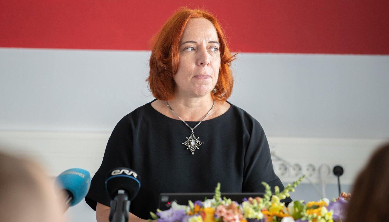 Haridus- ja Teadusministeeriumi kooliaasta alguse pressikonverents 19.08.2020