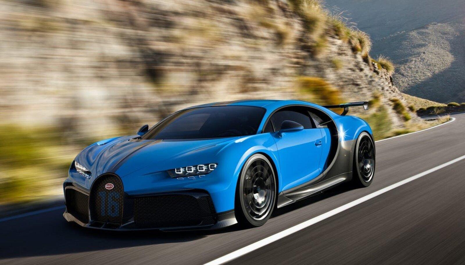 Foto: Bugatti