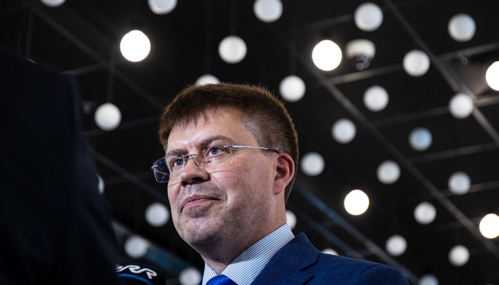Tallinn, 06.09.2021. Terviseameti peadirektor Üllar Lanno teatas pressikonverentsil oma tagasiastumisest.