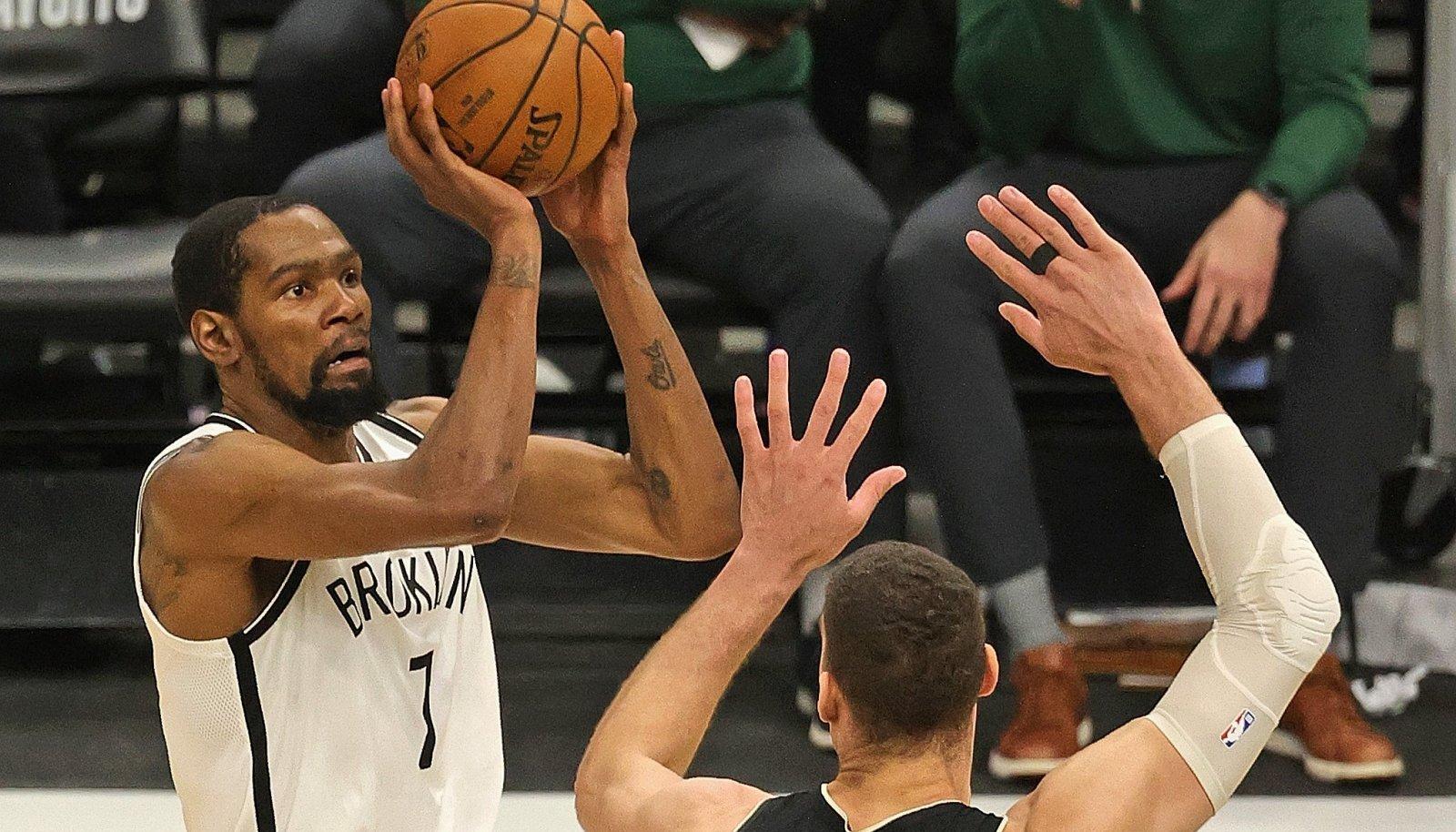 Kevin Durant (palliga).