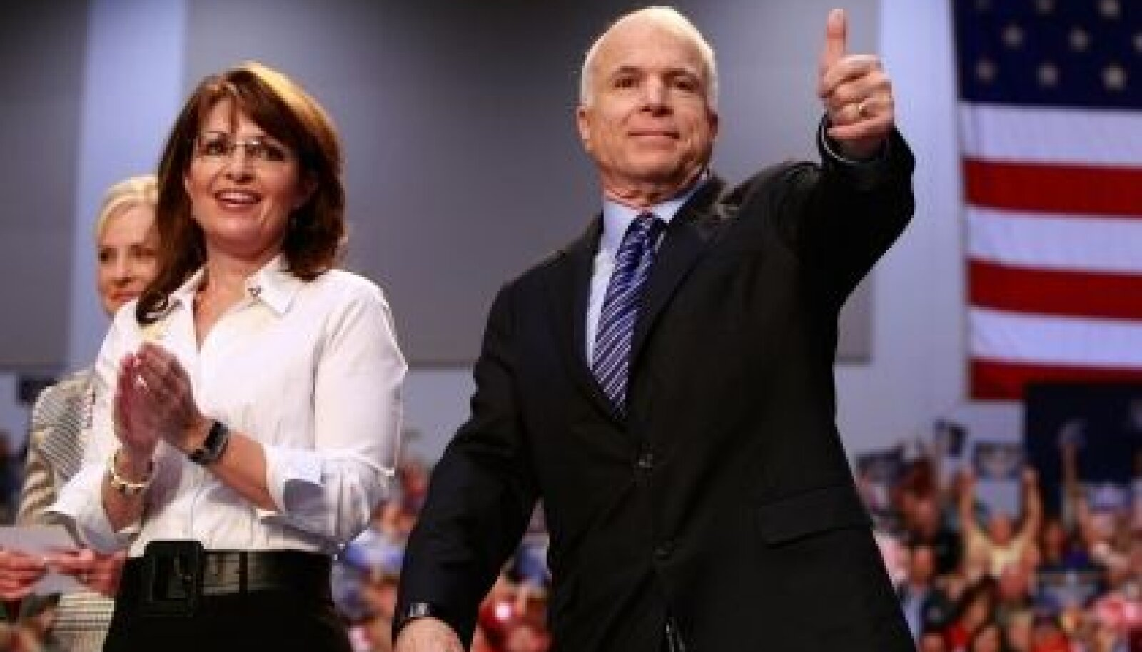 Vabariiklik presidenditandem Sarah Palin ja John McCain