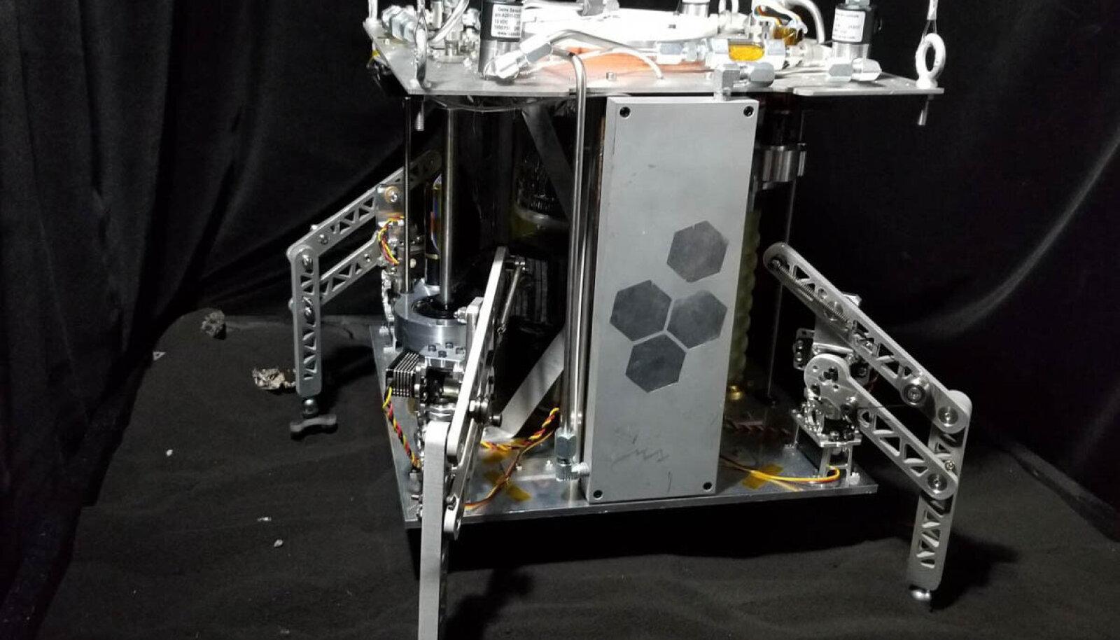 WINE-kosmoselaeva prototüüp