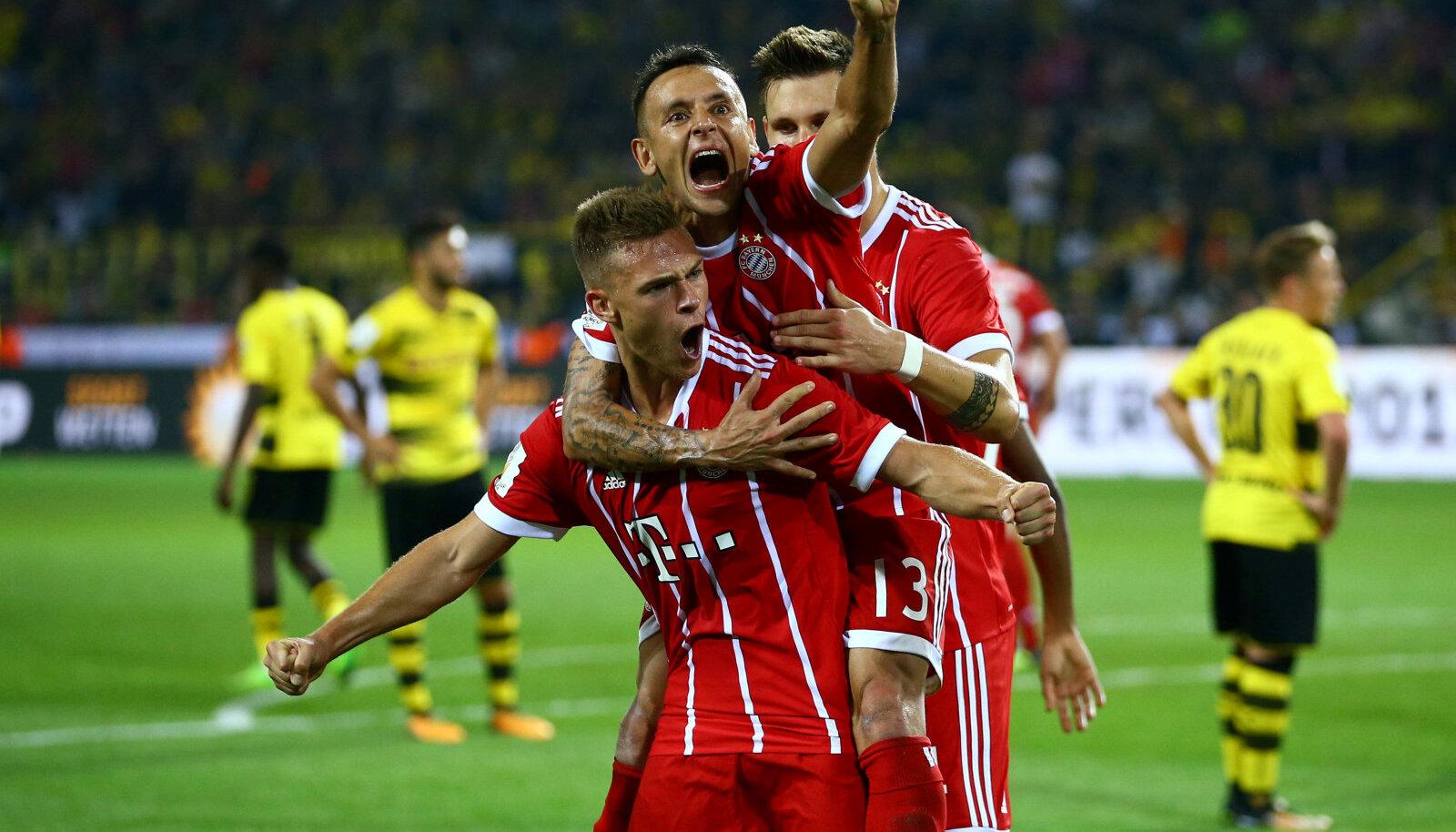 Bayerni ja Dortmundi superkarikafinaal