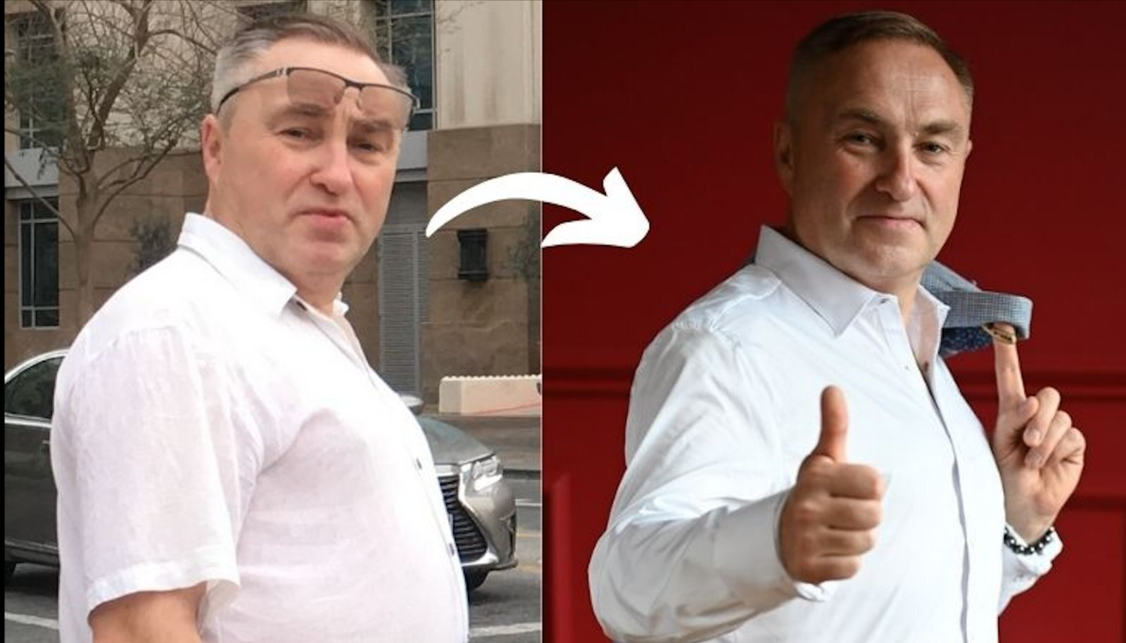 Ager kaotas kehakaalust 15 kilo