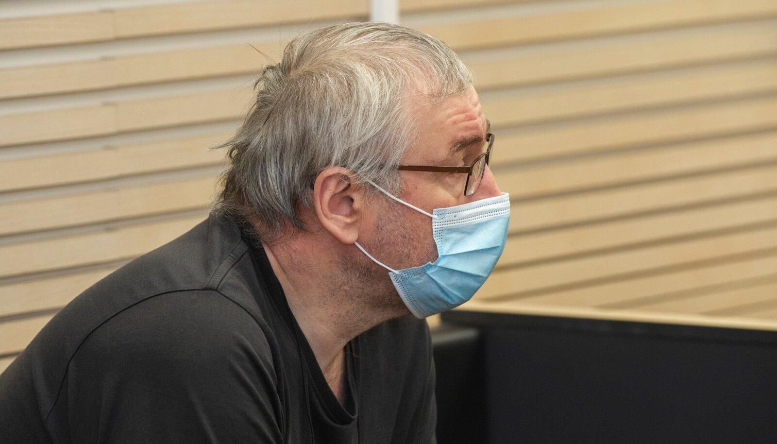 KAHE NIMEGA MEES: Anatoli Jõhvik, endine Anatoli Fedorenko osales 1990ndate alguse allilmasõjas killerina.