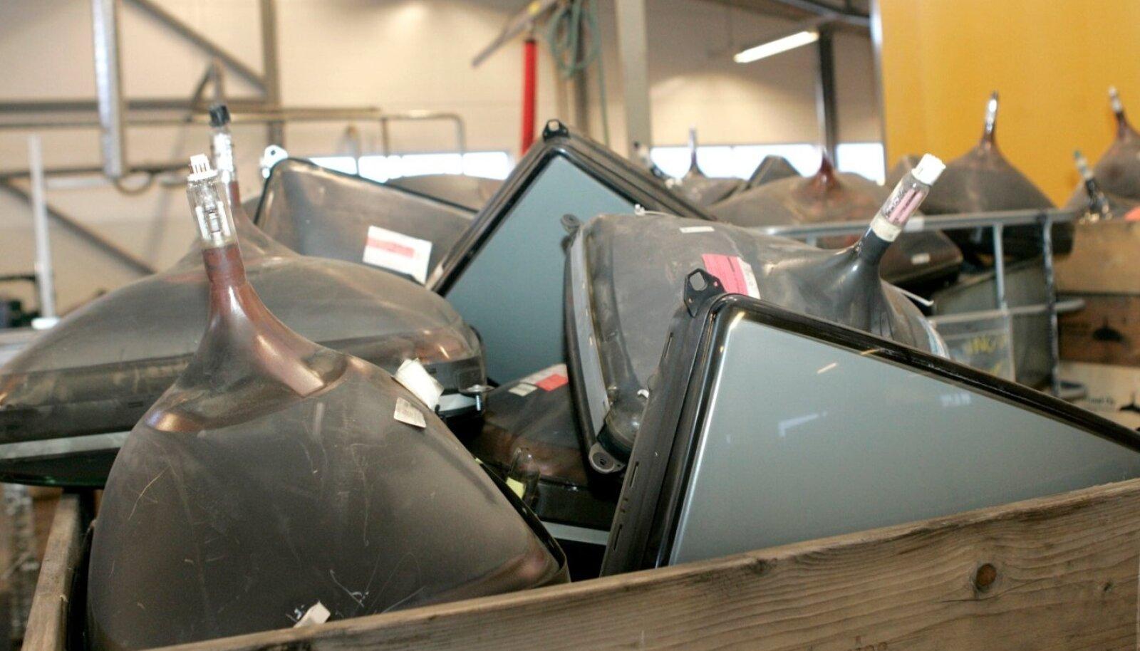 E-jäätmed