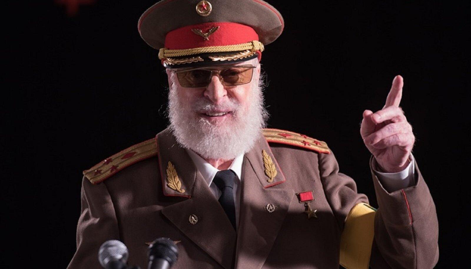 """""""Kallis diktaator"""""""