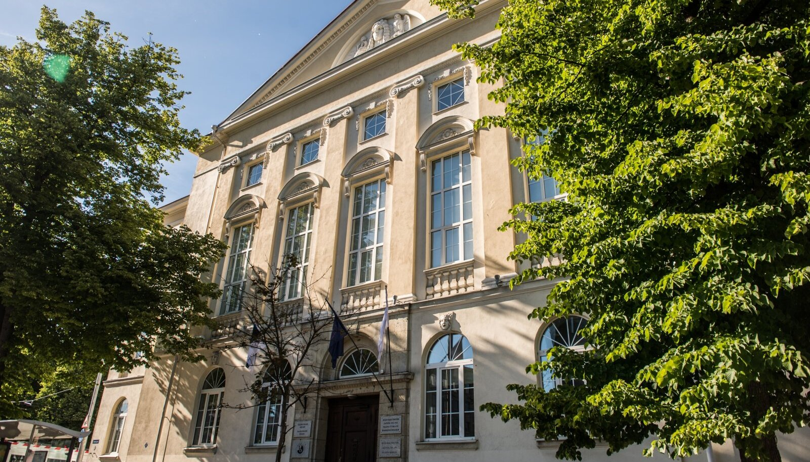 Tallinna Inglise Kolledž. Foto illustratiivne.