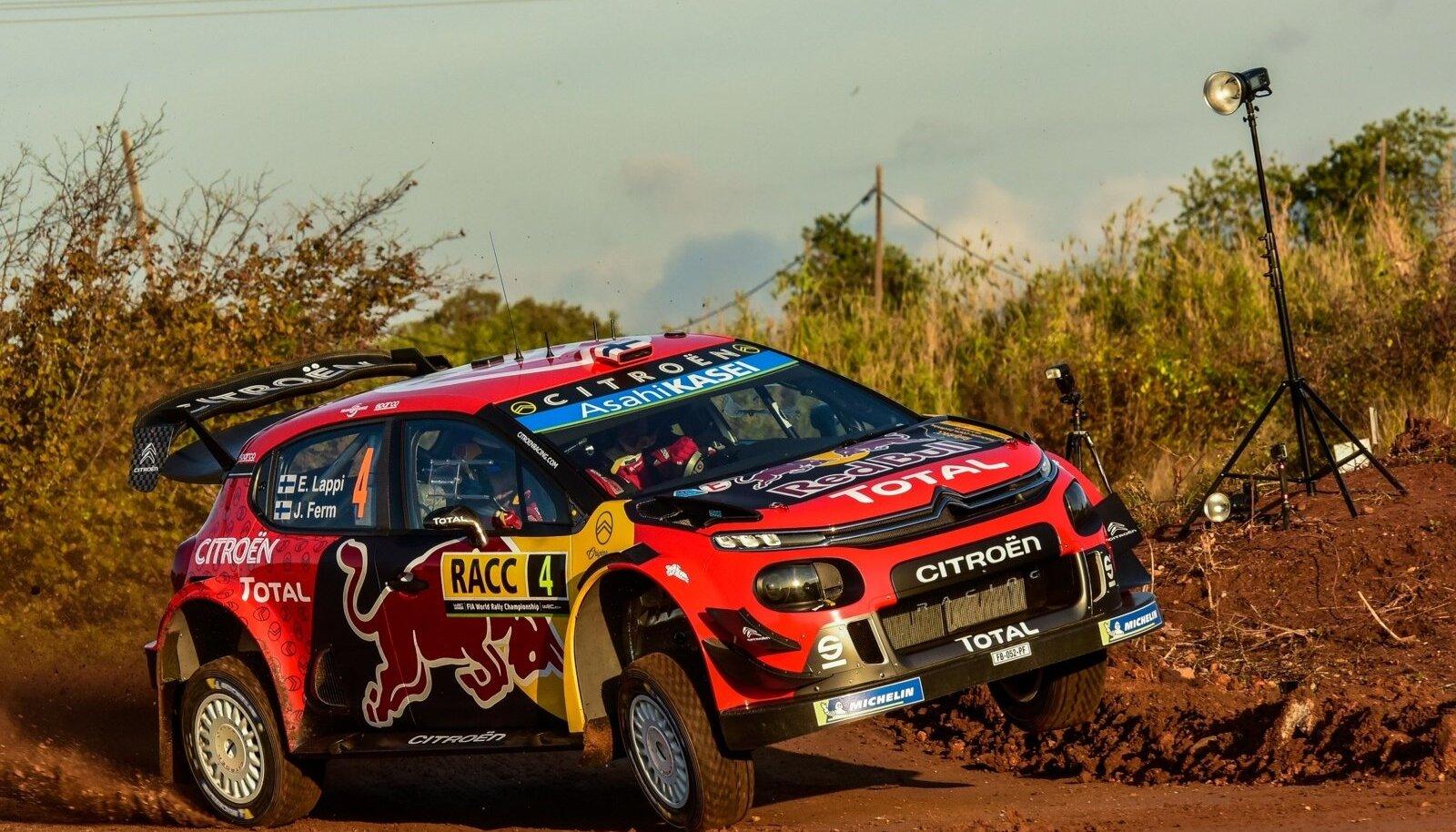Rally Spain 2019