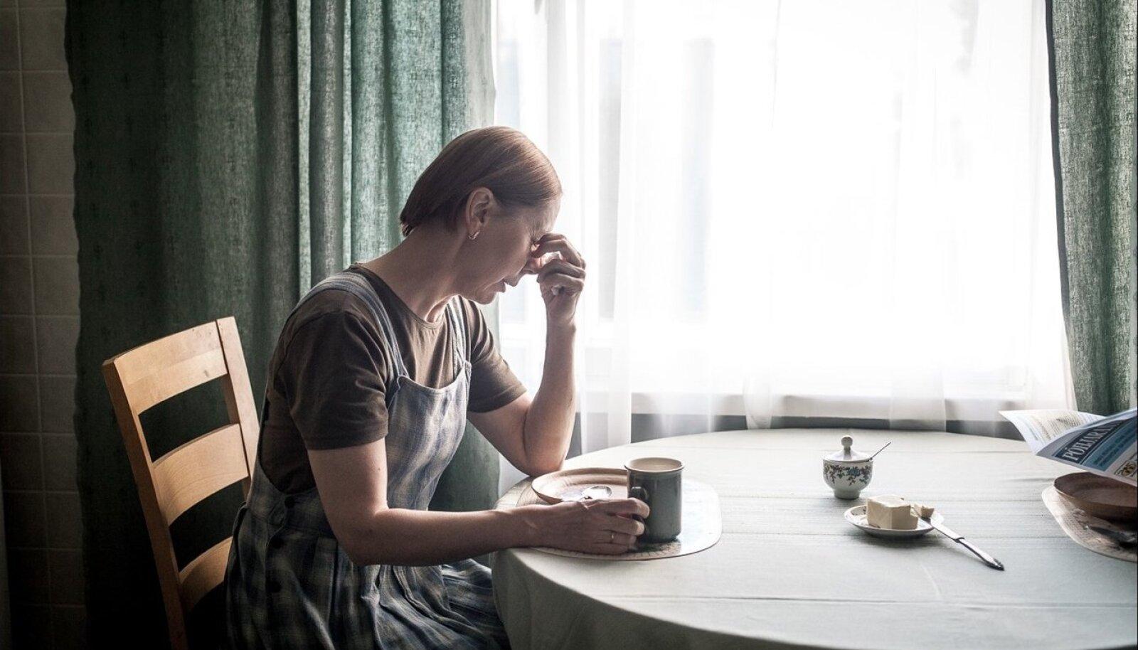 Tiina Mälberg kehastab Eesti filmis harva esinevat naispeategelast.