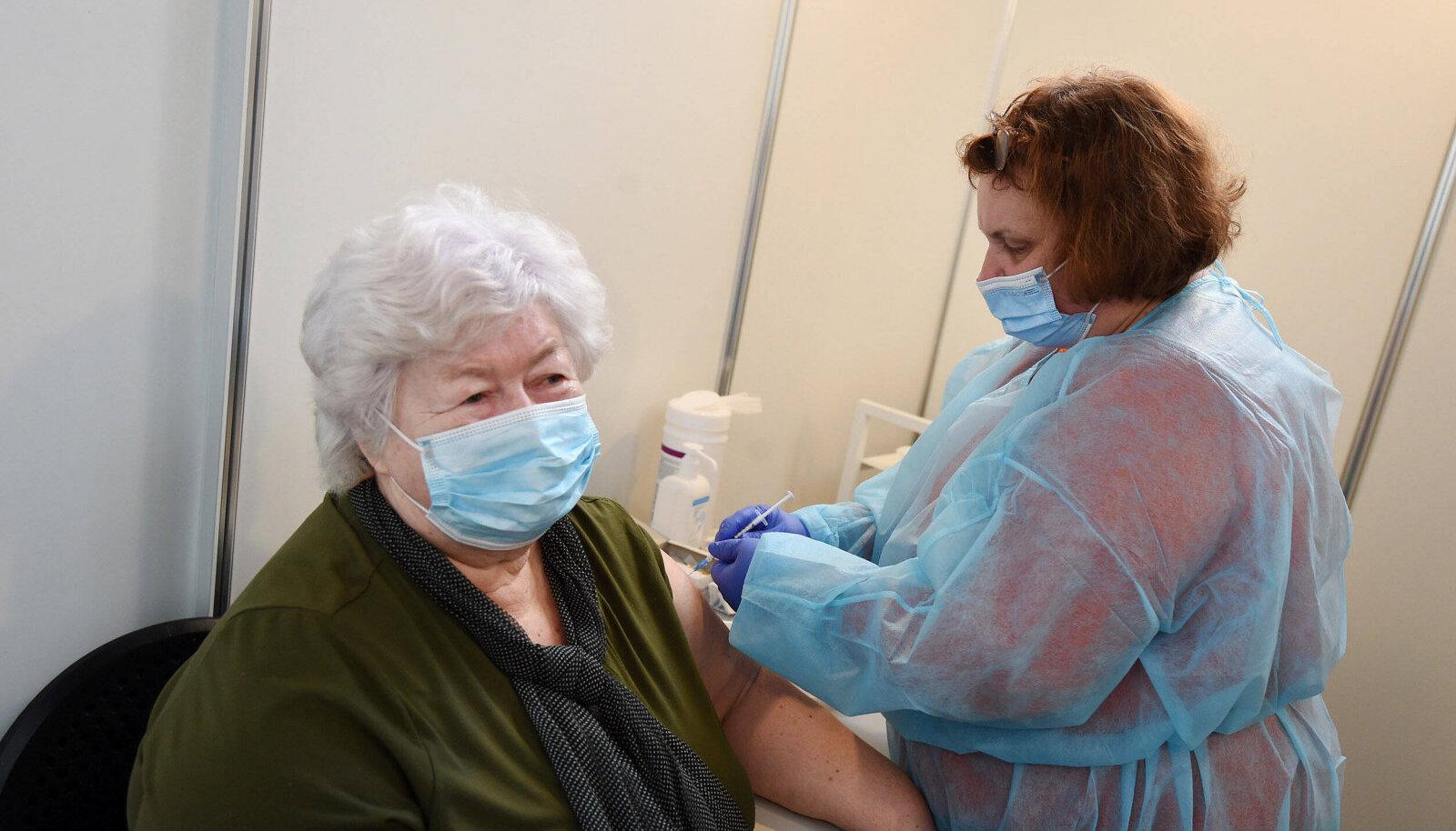 Vaktsineerimine Riias