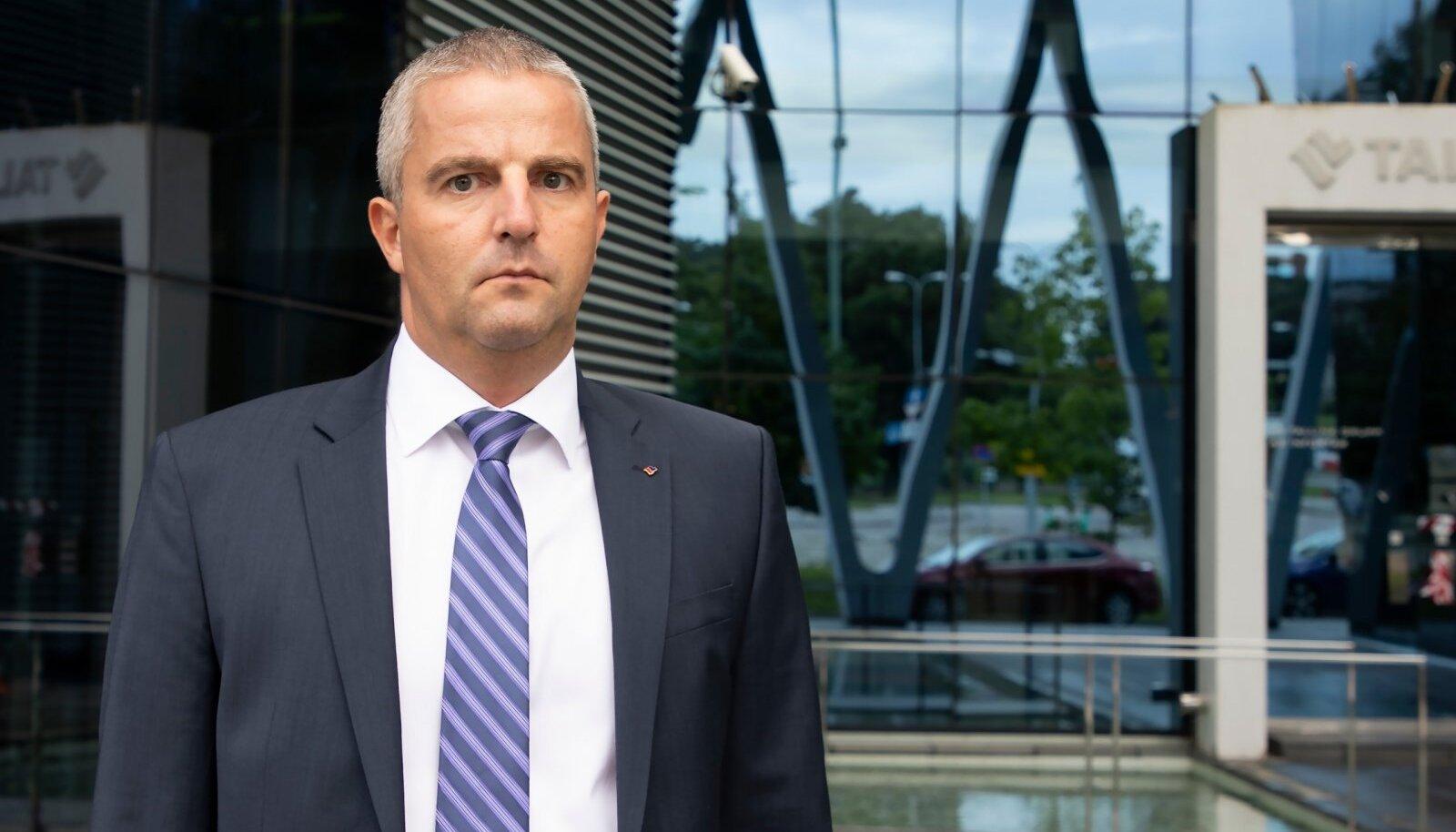 Paavo Nõgene, Tallinki juhatuse esimees