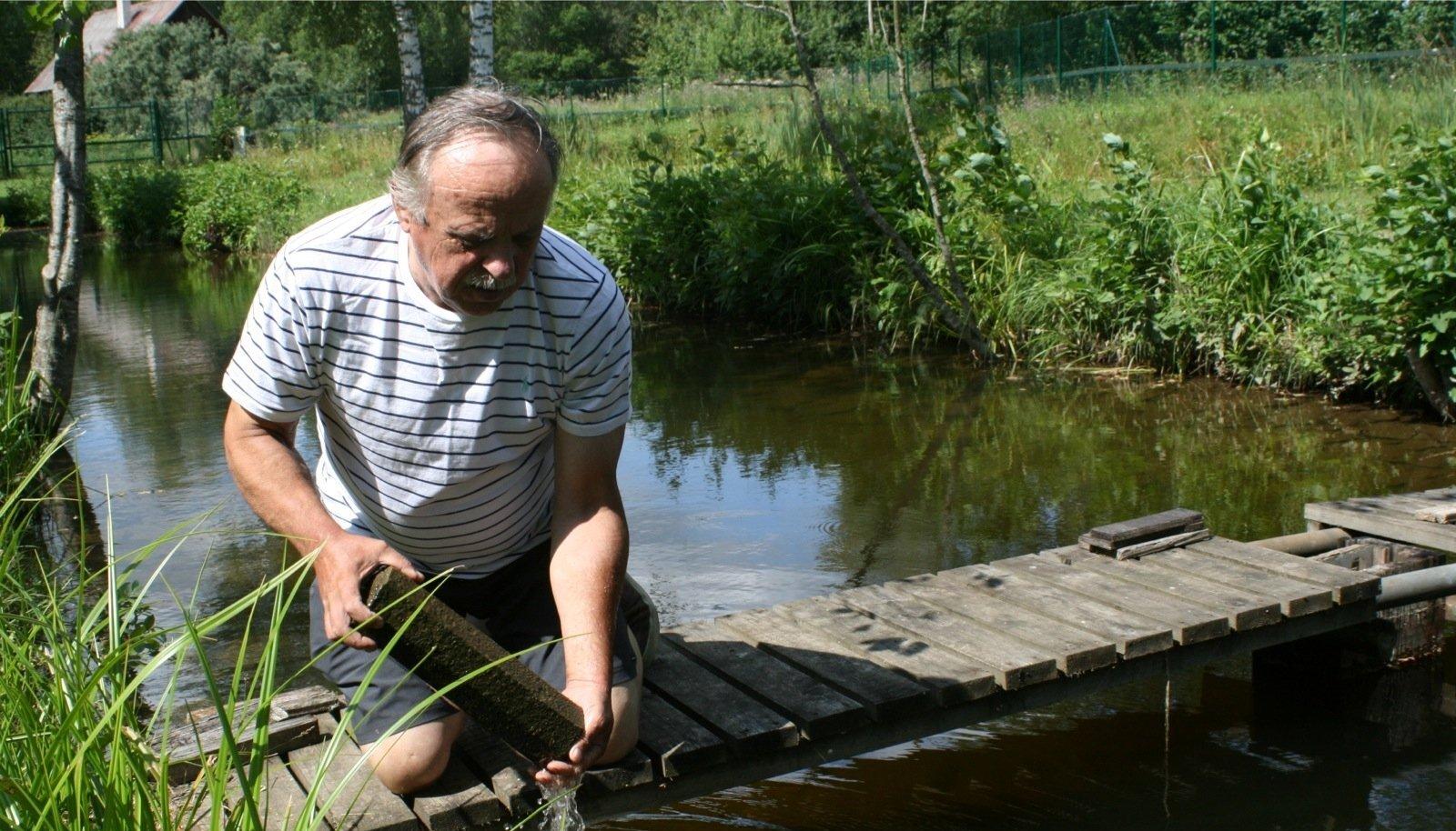 Härjanurme kalakasvanduse peremees, ihtüoloogi haridusega Aarne Liiv ütleb, et keskkonnanõuete latt on juba niivõrd kõrgel, et vaid vähesed kasvandused suudavad sellest üle karata.