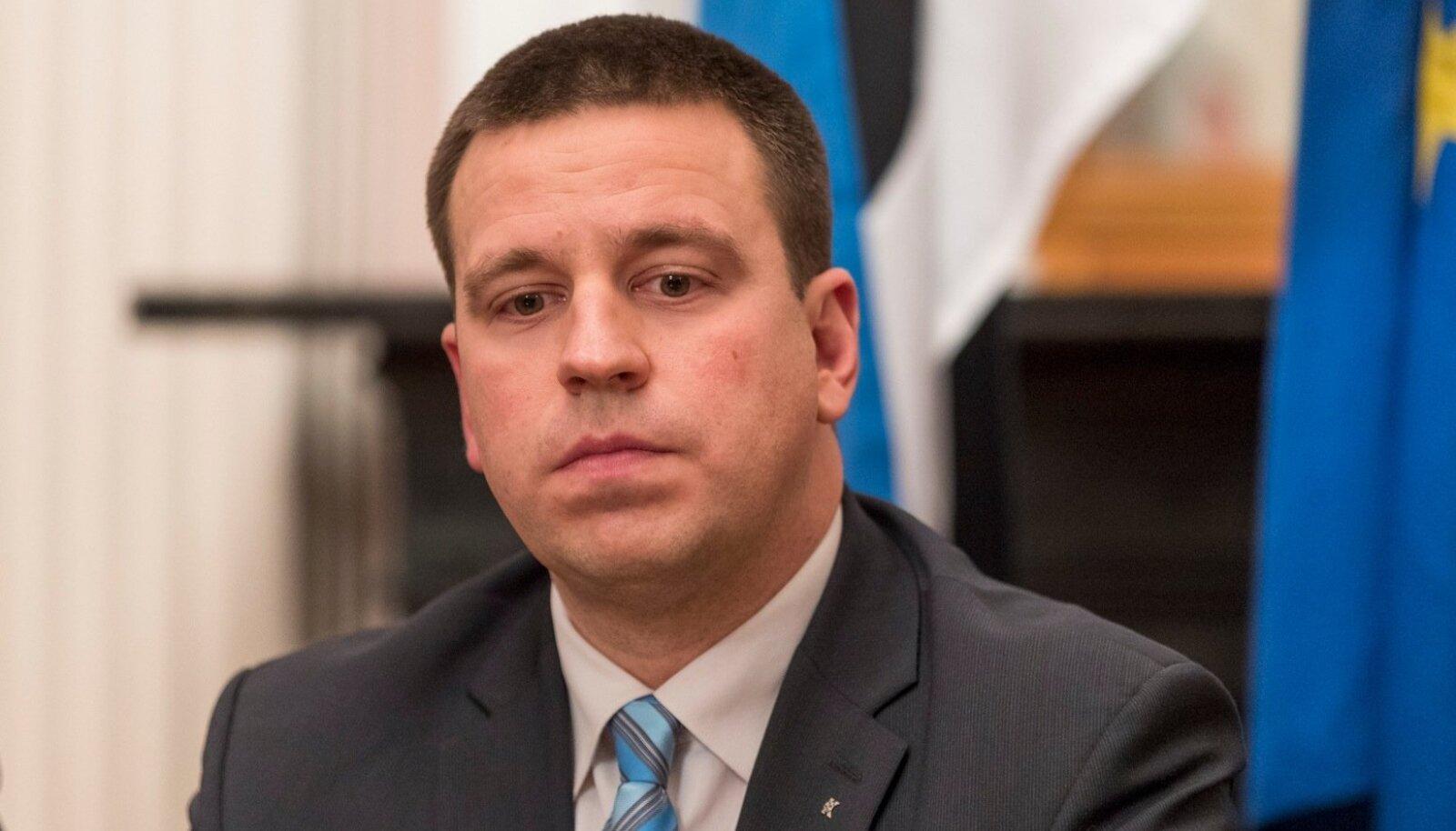 Keskerakonna esimees Jüri Ratas