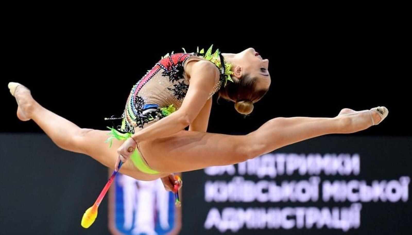 Viktoria Bogdanova.