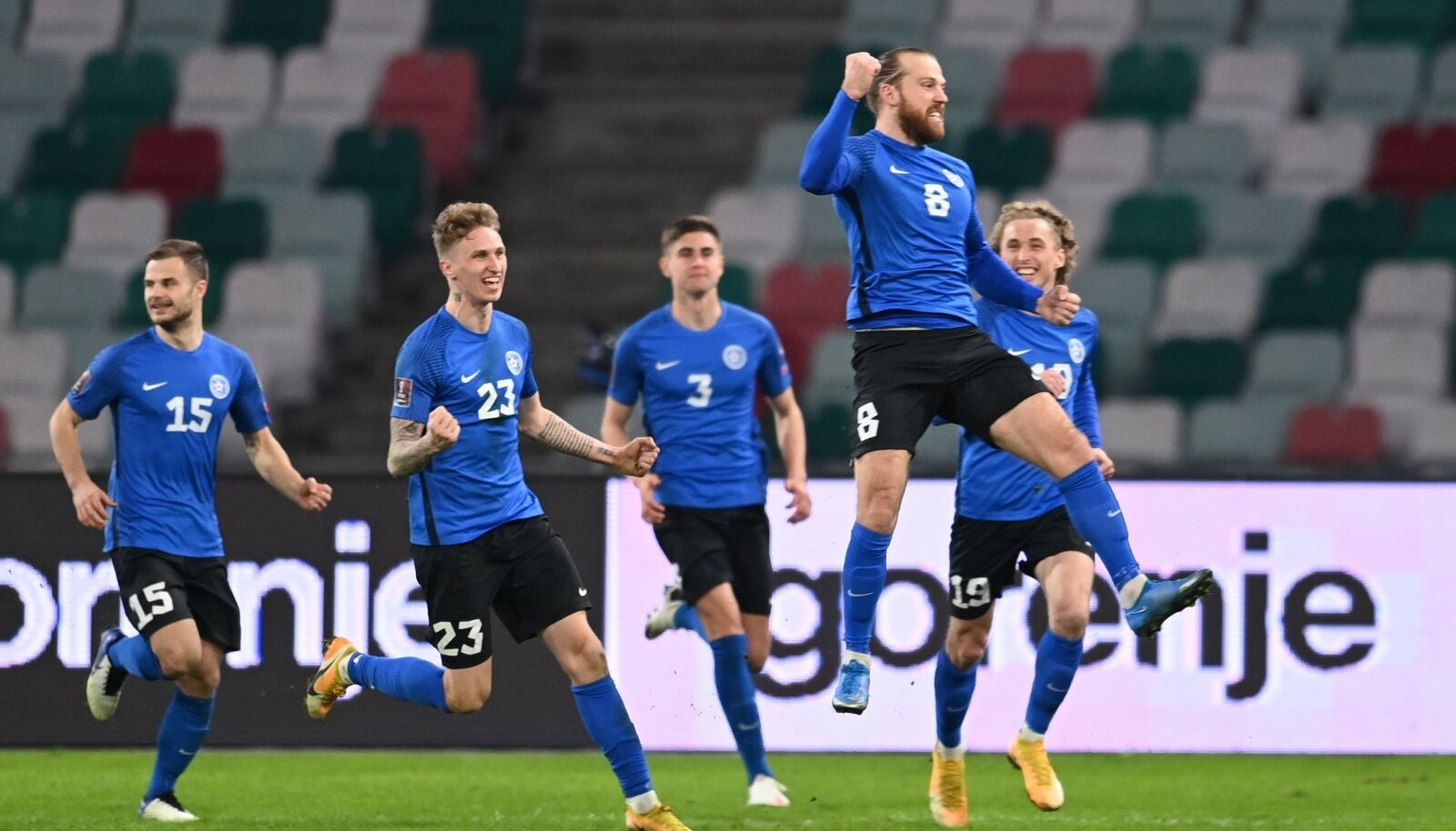 World Cup Qualifiers Europe - Group E - Belarus v Estonia