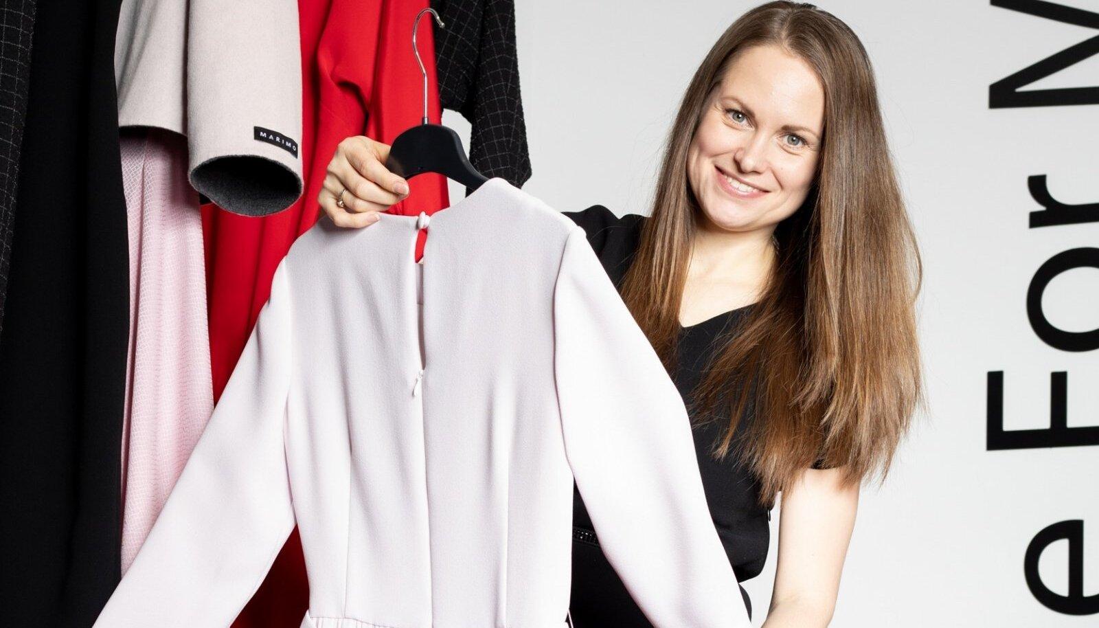 Marimo Fashioni juhi Mariliis Pikkari sõnul suurenes neil mullu just välisklientide osakaal.