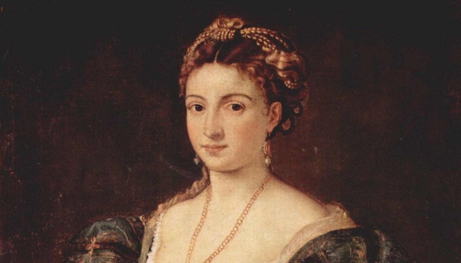 Romaani käivitab fiktiivse Tiziani maali leidmine.