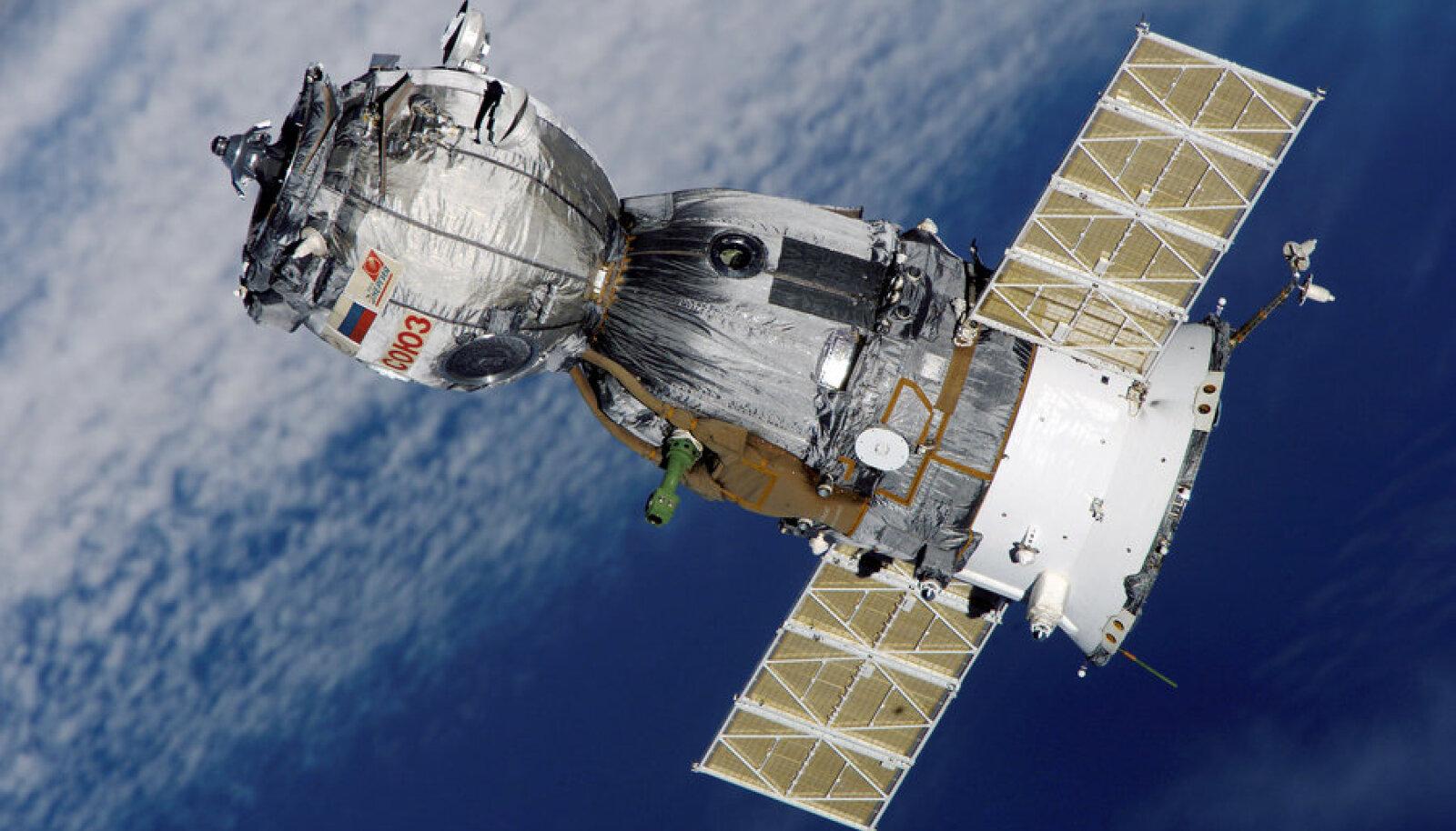 Sojuz TMA-alused on praegu ainsad, mis suudavad meeskonna kosmosejaama toimetada.