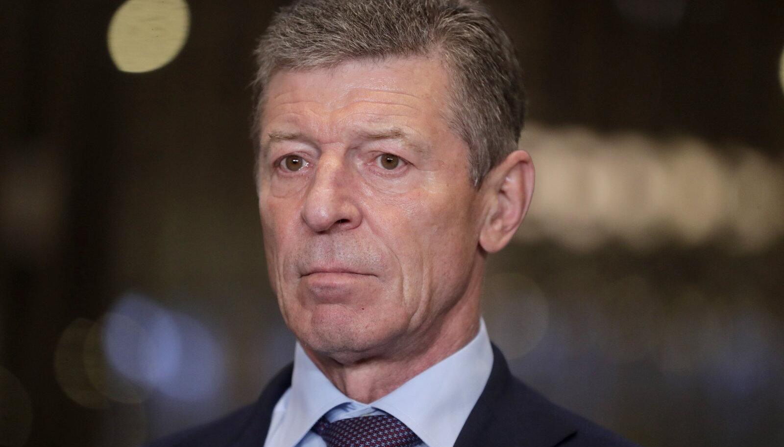 Dmitri Kozak