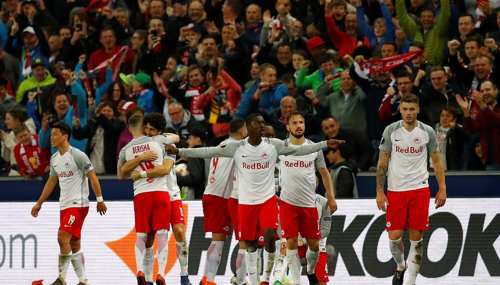 RB Salzburgi jalgpallimeeskond