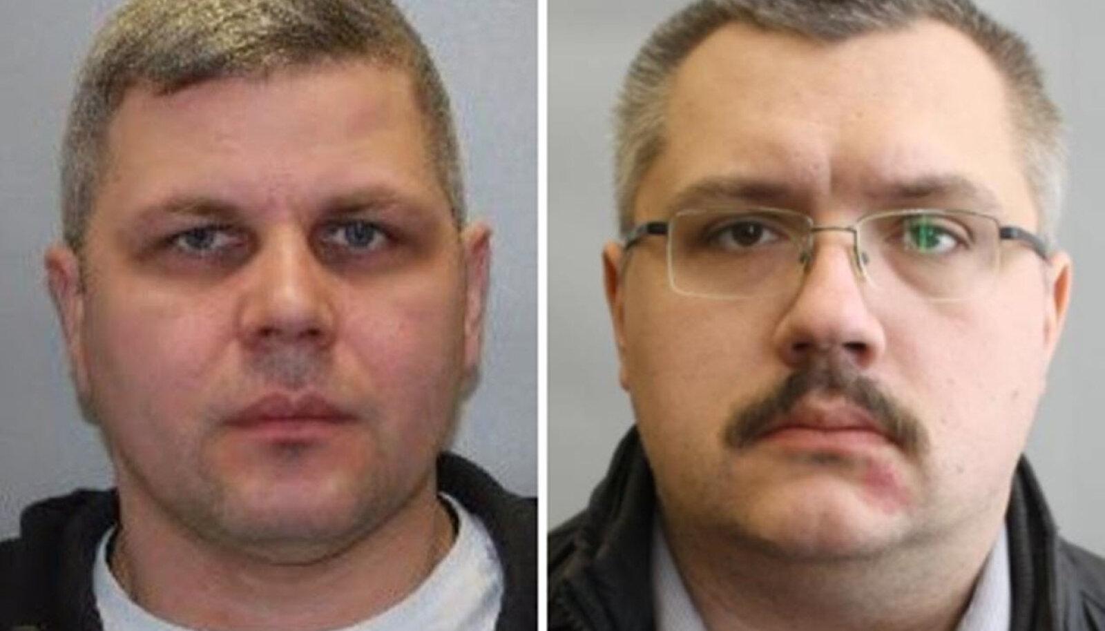 FSB agendid Ivan Ossipov ja Aleksei Aleksandrov