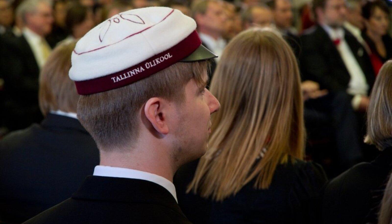Tallinna Ülikooli rektoriks kinnitiati Tiit Land