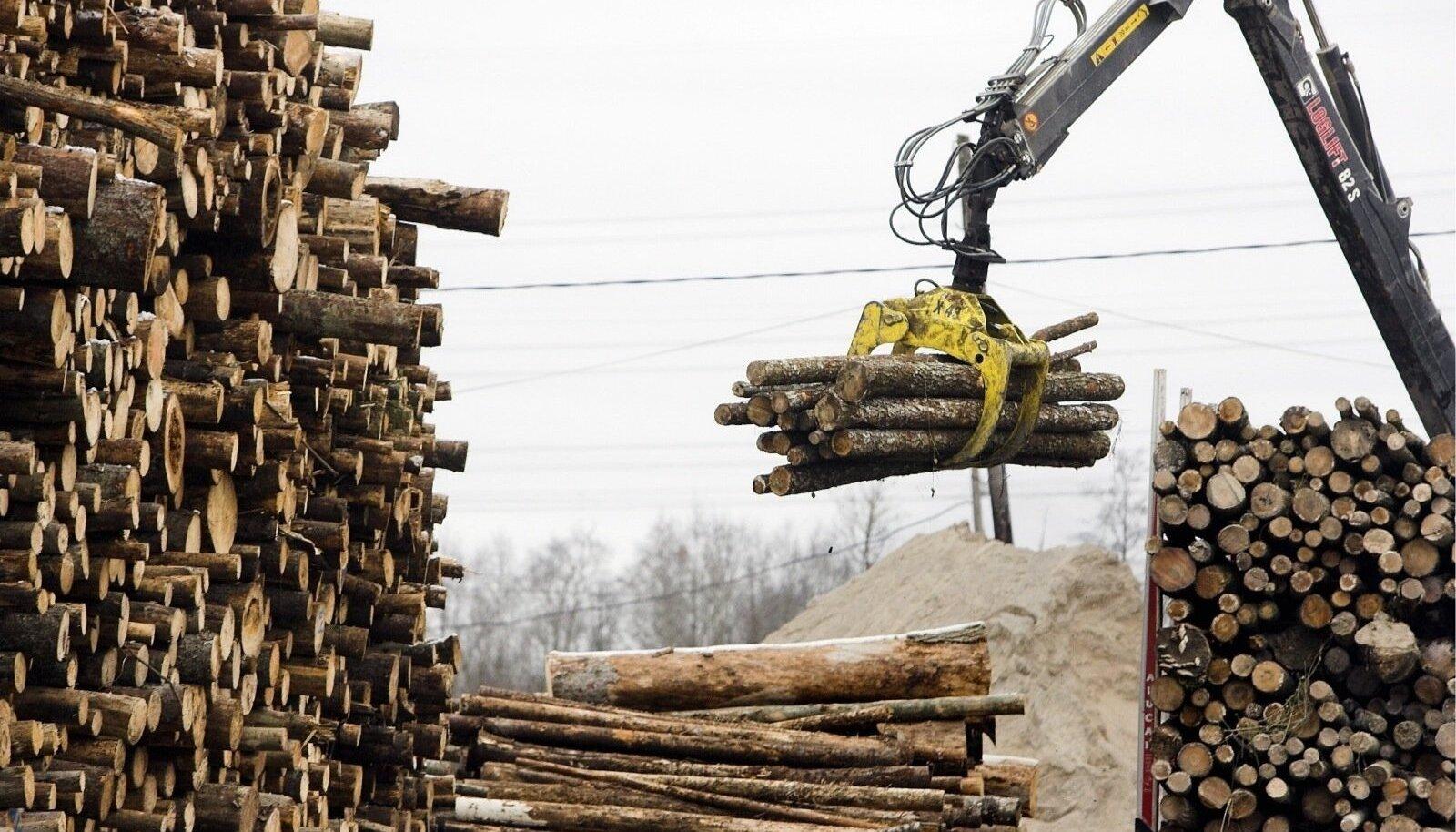 Metsatööstus