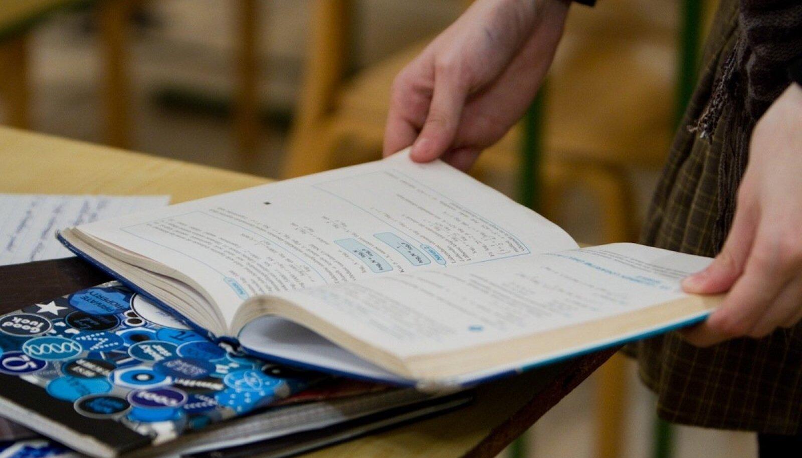 Koolitööga lõpetatakse sageli väga hilistel õhtutundidel