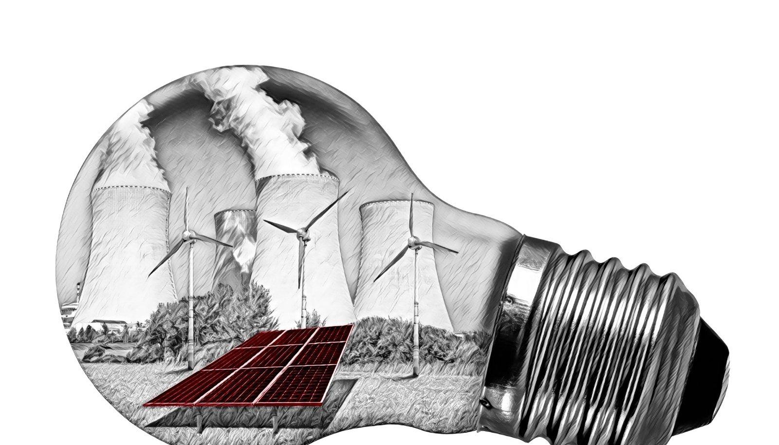 MIS SAAB HOMME? | Kuido Säde: 2050. aasta elektriturg on supervõrk Gibraltarist Kamtšatkani