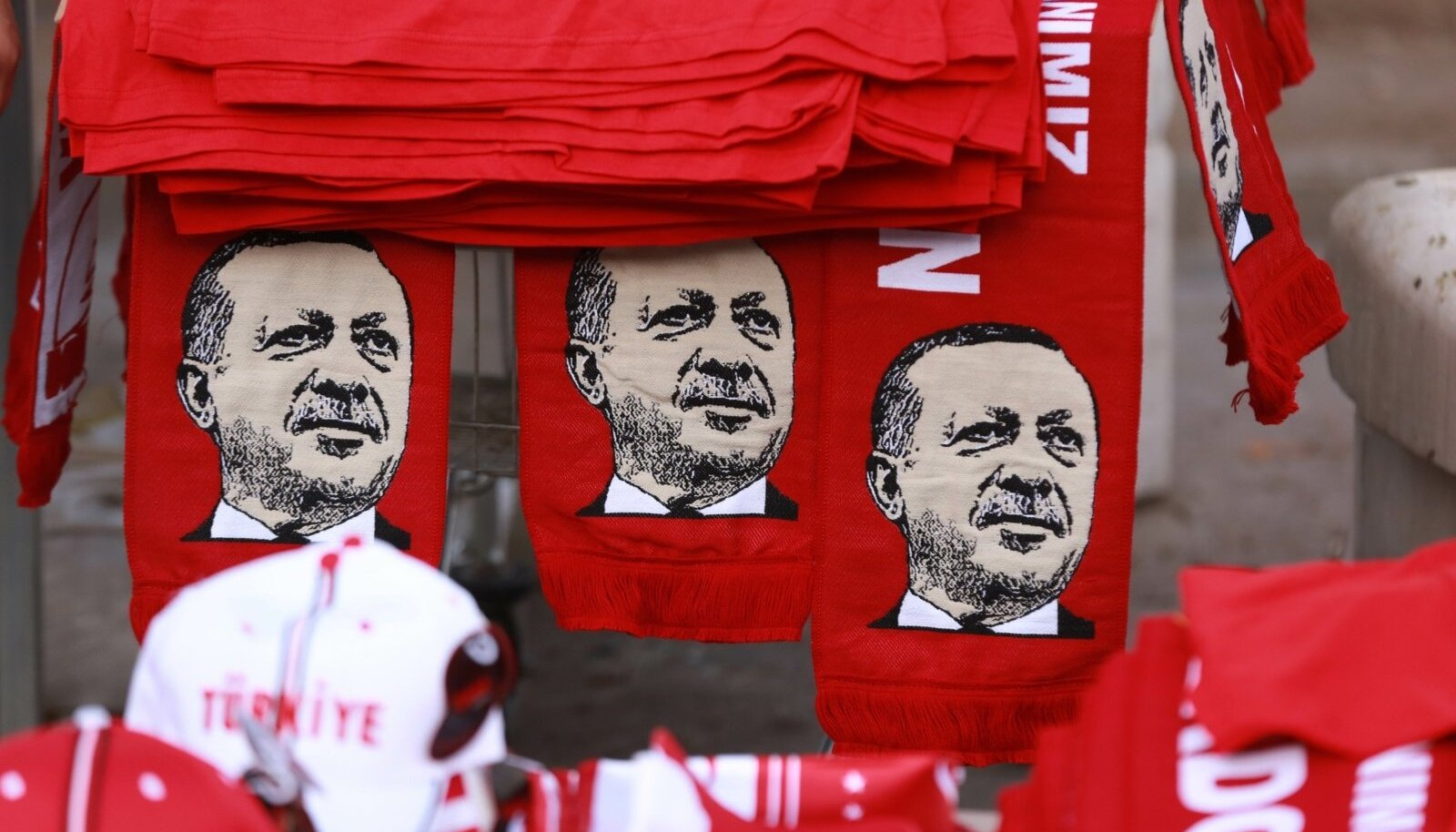 Türgi, Erdogan