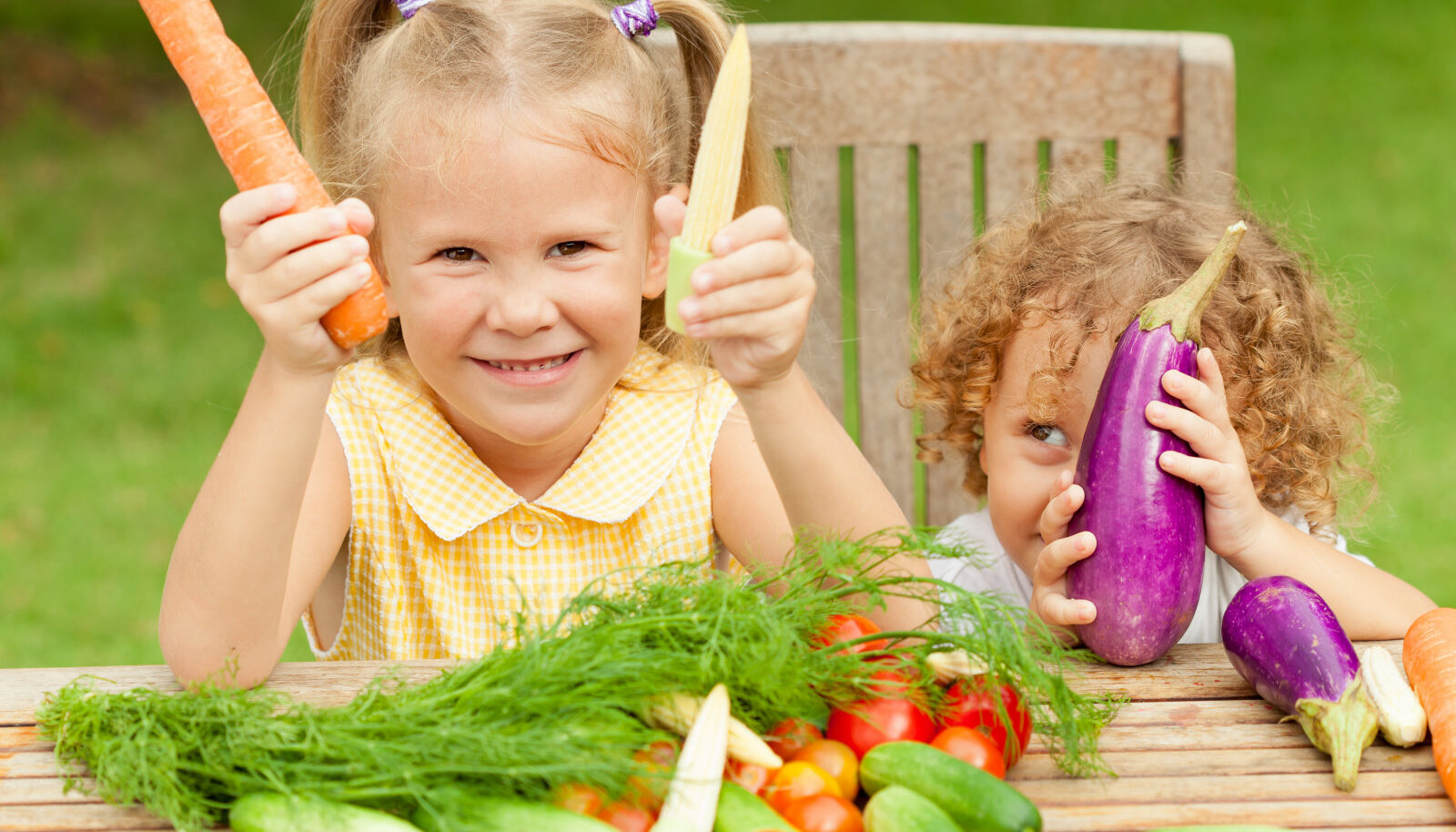 Lapsed ja aiasaadused