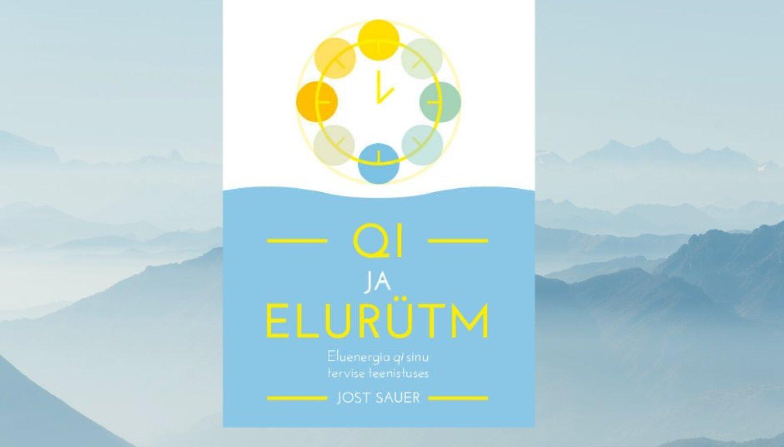 "Jost Sauer ""QI ja elurütm"""